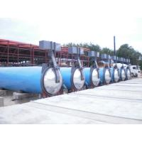 China Pneumatic Industrial Autoclaves High Pressure For Wood / Brick / Rubber / Food , Φ1.65 m for sale