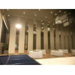 Modern Office Sliding Folding Partition Wall , Acoustic Room Divider for sale