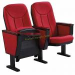 China Anti - Impact Foldable Church Chairs / Comercial School Furniture for sale