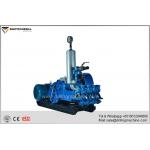 High Efficiency Small Triplex Mud Pump Horizontal Three Cylinder 320L/Min Flow BW320 for sale