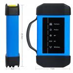 Wifi Bluetooth Heavy Duty Truck Diagnostic Tool Original Launch X431 V+ HD3 for sale