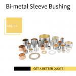 China Rocker Arm Bushing Bimetal Bearing Bushes for sale