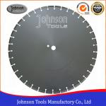 China 550mm Diamond Cutting Saw Blade For Reinforced Concrete And Asphalt for sale