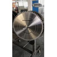 China OD620mm Tct Saw Blade Aluminum Sharp Cutting Blade With Trapezoid Teeth for sale