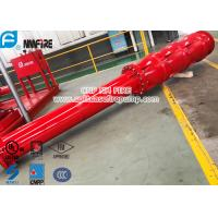 China Big Flow Multistage Vertical Turbine Fire Pump With 4 stage 4500 Usgpm Deep Well pump for sale