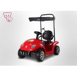 6V Kids Battery Powered Toy Vehicle Baby Electric Car Price With Canopy for sale