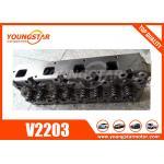 China Excavator Auto Cylinder Heads Assy For Kubota 01907-703040 V2203  V2203-M   1907-703048 for sale