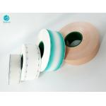 34g Pure Wood Base Tipping Paper Rolls For Cigarette Filter Package