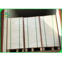 FSC And SGS Support Good Hardness 400g Cardboard Paper / Ivory Paper For Packing for sale