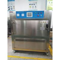 China 304 Stainless Steel UV Aging Test Chamber , Accelerated Weathering Tester manufacturer