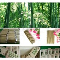 China Organic Reusable Hand-Crafted Natural Eco Bamboo Drinking Straws,Natural Bamboo Drinking Straws with customized logo pac for sale