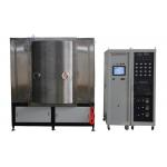 PVD Plating Glass Coating Machine TiC Deep Black Coating By Arc Evaporation for sale