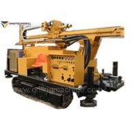 TDW200C Water Well Crawler Drill Rig 110KW 200m Depth 1000mm Diameter for sale