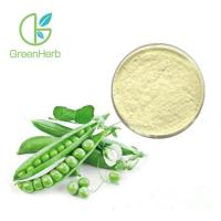 China Supply Natural Pisum Sativum Extract 90% Protein Pea Extract Powder for sale