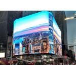 Waterproof LED Billboard Die-Casting Aluminum Outdoor Advertising LED Display for sale