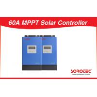 800W 60A Max 3000W 12V MPPT Solar Charge Controller for Solar System for sale