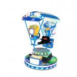 China Video Ride Swing Kiddie Ride Driving Game Machine For Amusement Park for sale