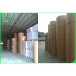 Pure Wood Pulp Glossy Couche Paper Coated 135gsm To 300gsm For Magazines for sale