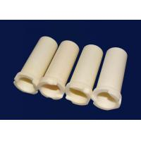 China High Strength Ceramic Thermocouple Insulators Tube / Ceramic Machining Services for sale