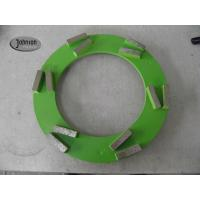 China 200 mm Ring Wheel For Concrete Floor Grinding , Klindex Diamond Grinding for sale