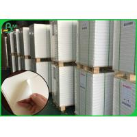 China White A4 Papel Bond 75 Gramos 80 Gramos For Printing / Making Notebooks for sale