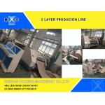 China Fixed Corrugated Single Facer Corrugated Carton Machinery CE / ISO9001 for sale
