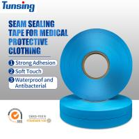 Non Toxic Hot Melt Adhesive Film Antibacterial Low Temperature With Rohs Approval