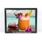 Open Frame Touch Screen TFT LCD Monitor 15 Inch 1024 * 768 With VGA DVI for sale