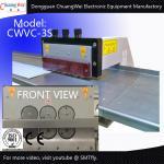 Multi Blade PCB Separator Separation LED Lighting Aluminium PCB Board for sale