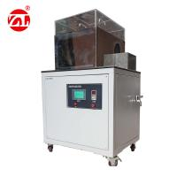 Dynamic Waterproof Leather Testing Machine For Finished Leather Shoes EN ISO 20344 for sale
