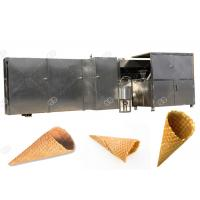 China Biscuit Ice Cream Cone Machine Industry Gelgoog Machinery Fully Automatic CE Certification for sale