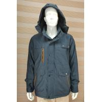 MEN'S JACKET with detachable hoody,5colour,100% POLYESTER for sale
