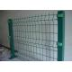 China Eco Friendly Reinforcement Galvanised Welded Mesh Fencing Square Hole Shape 50*50mm Size for sale