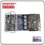 China 5878176451 5878165630  Isuzu Engine Parts / Engine Overhaul Gasket Set  5-87817645-1 5-87816563-0 for sale