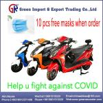 China Electric Scooter Lithium Battery Fashionable and High-speed  Free masks against COVID for sale