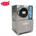 100% humidity Saturated Pressure Cooker Test Chamber / HAST Chamber for sale