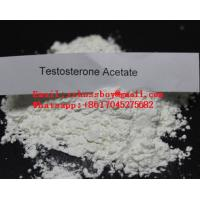 China Mesterolone Pharmaceutical Raw Materials , Anabolic Steroid Powder Cas 62-44-2 supplier