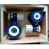 10m/s DN800 Wastewater Electromagnetic Flow Meter for sale