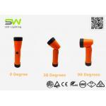 Flexible Magnetic 3W High Lumen Pocket Flashlight for sale