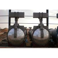 China AAC Chemical Autoclave with saturated steam and condensed water with high pressure and temperature for sale