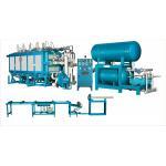 High Efficient Vaccum EPS Foam Block Molding Machine Low Moisture 25Kg / Cycle for sale