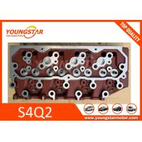 S4Q2 S4Q Diesel Engine Cylinder Head  of Mitsubishi Forklift Trucks for sale