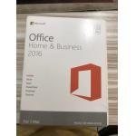 Microsoft Office 2016 Home And Business Retail Box For Mac 1 User for sale