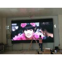 Indoor full color HD P4.81 rental LED screen display 500x1000mm for activities