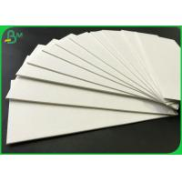 Powerful Absorption 0.4mm - 2.0mm Thickness White Coaster Board In Sheet for sale