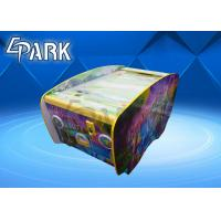 China Colorful 350W Air Hockey Arcade Game / Amusement Park Baby Air Hockey Table for sale