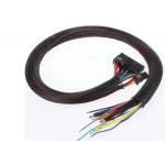 China A/V / HDMI Cables PET Expandable Braided Sleeving Polyester Material ROHS Approval for sale