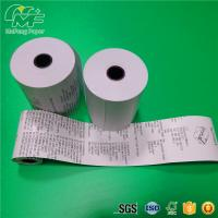 China Supermarket BPA Free Cash Register Roll Thermal Paper Jumbo For Cash Machine Bank Atm for sale
