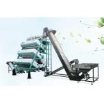 China Automated Tea Color Sorter Machine Self Design High Frequency Ejectors for sale