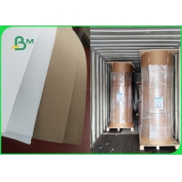 140gsm Recycled White - Top Kraftliner For Corrugated Packaging for sale
